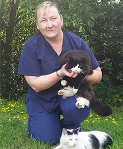 Patricia Shields, Practice Manager, Firmount Veterinary Clinic